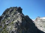 Pico de la renclusa, arista norte